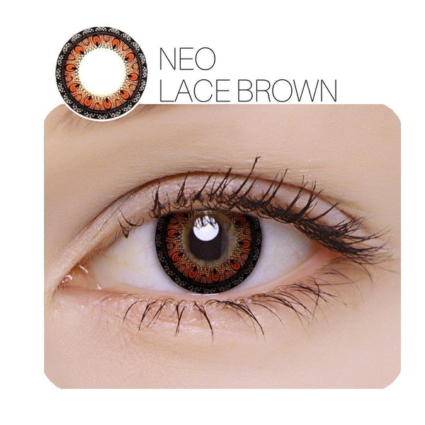 NEO Lace Prescription (6 Month) Contact Lenses - StunningLens