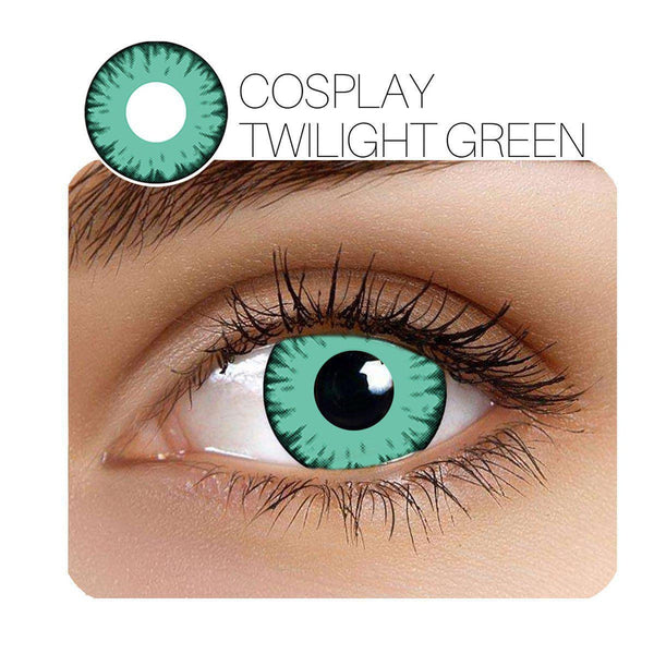 Twilight Cosplay 3 Colors 14.5mm 1 Pair (12 Month) Contact Lenses