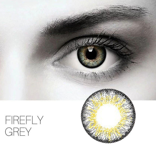 Firefly Prescription 2 Colors (12 Month) Contact Lenses - StunningLens