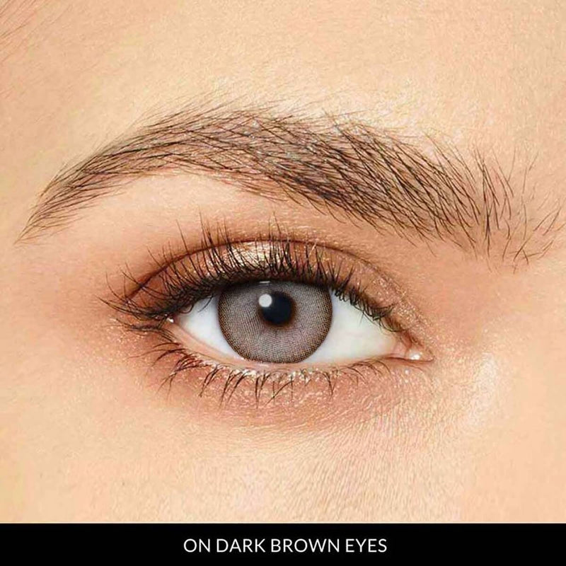 Dream Ⅱ Brown Prescription (1 Month) Contact Lenses - StunningLens