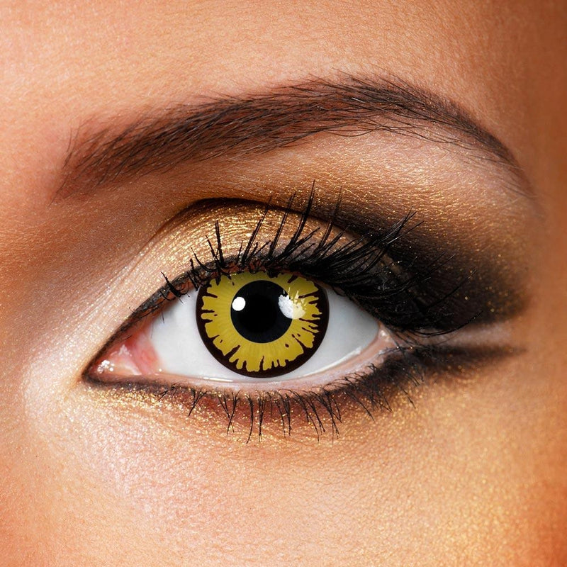 New Moon (12 Month) Contact Lenses - StunningLens