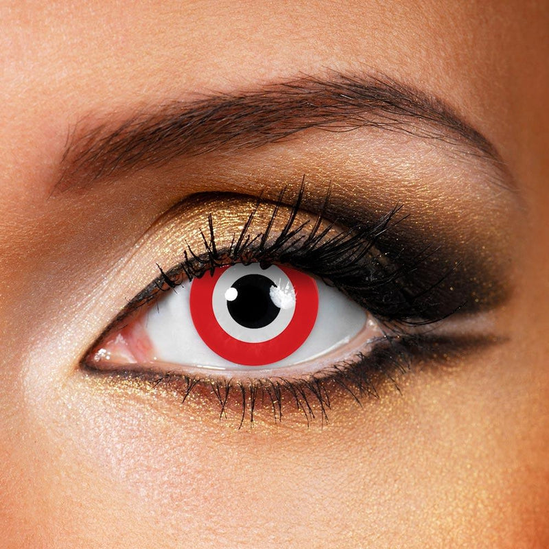 Assassin (12 Month) Contact Lenses - StunningLens