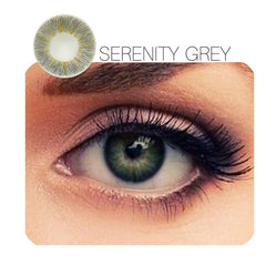 Serenity 8 Colors 15.0mm 1 Pair (12 Month) Contact Lenses