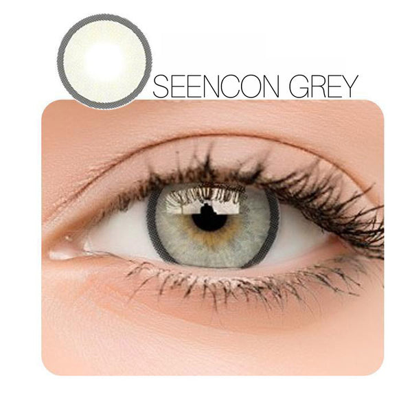 Seencon 2nd 6 Colors 14.5mm 1 Pair (12 Month) Contact Lenses