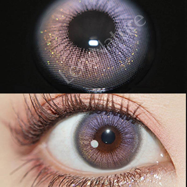 Firmament Violet Prescription (12 Month) Contact Lenses