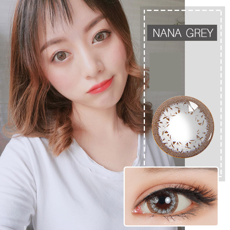 Nana 14.5mm Prescription 1 Piece (6 Month) Contact Lenses