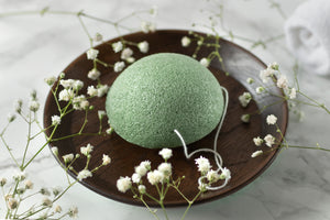 What is a konjac sponge?