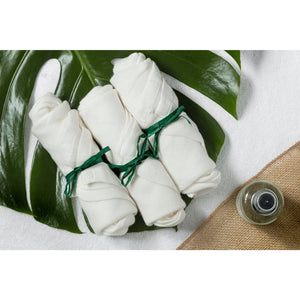 Organic Cotton Muslin Cloths (3 Pack)