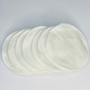 7 Pack of reusable cotton facial pads, Cheap sustainable skincare