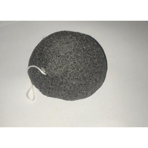 Japanese Konjac Sponge With Charcoal