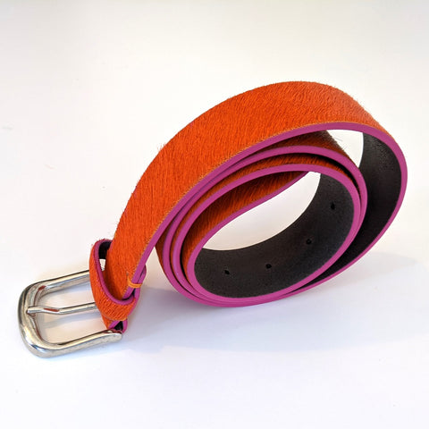 Atomic Orange Belt