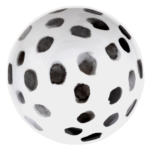 Image of Mix & Match Dip Bowl - Dots - Top