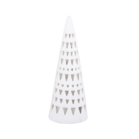 Mini LED Fir Tree lights - Set of 3