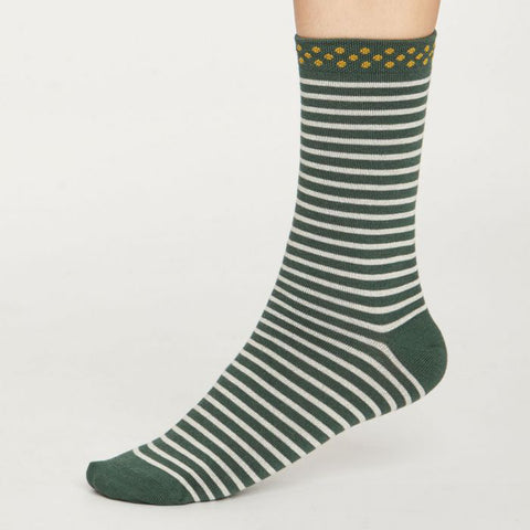 Image of Hedda Stripe Bamboo Socks