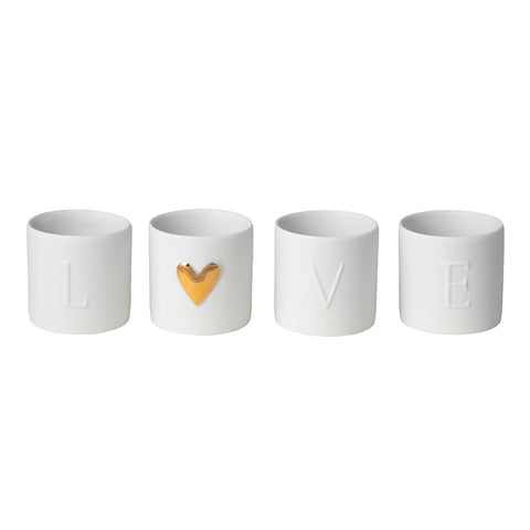 Image of Love Lights Set of 4