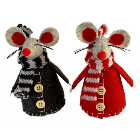 Mini Mouse Doll - 12cm