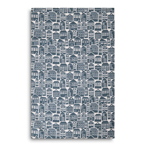 Tea Towels - About Town Print Tea Towel