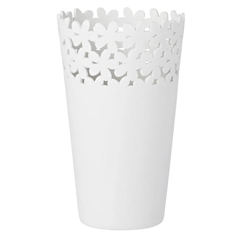 Image of Delicate porcelain vase by räder in Blossom pattern