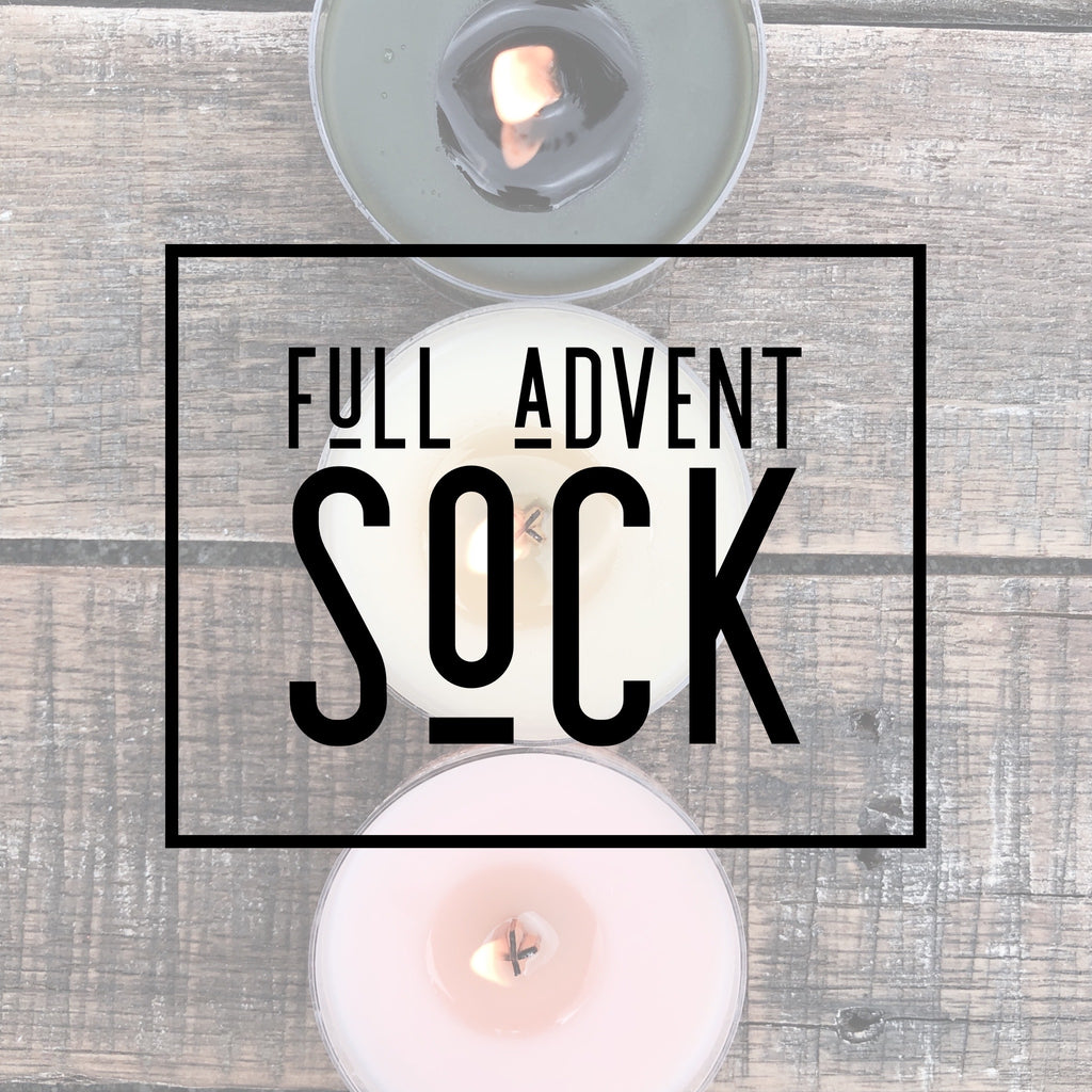 Elemental Advent - Full Advent, Sock Weight