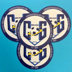 NEW! CoG Logo Coasters (4 ea.)