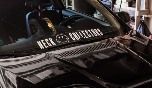 Neck Collectors Banner