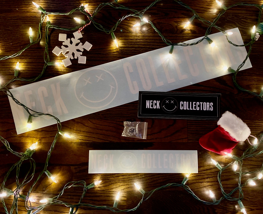LIMITED EDITION Neck Collectors CHRISTMAS Bundle