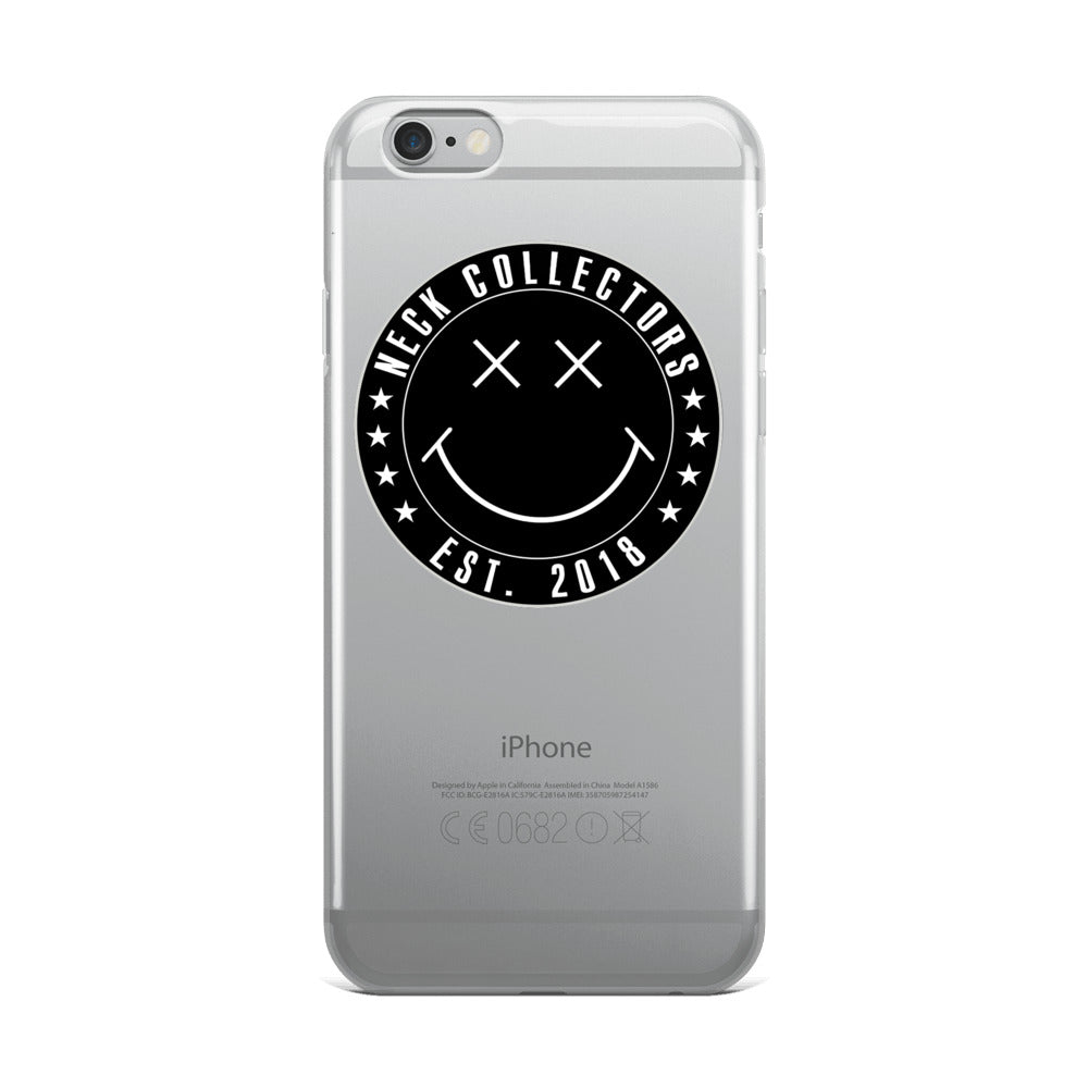 Neck Collectors iPhone Case