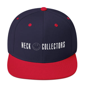 Neck Collectors Snapback