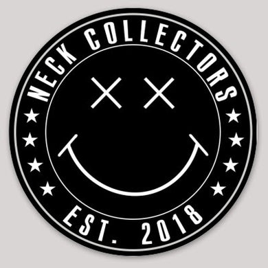Neck Collector Stickers