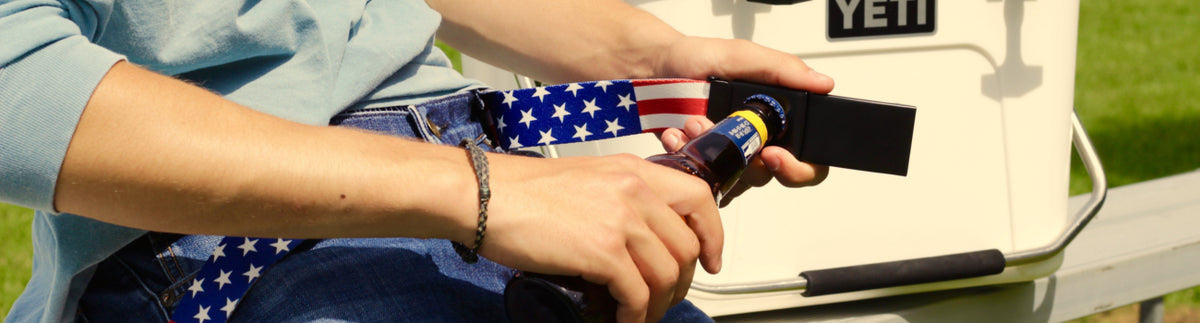Bottle Opener Belts