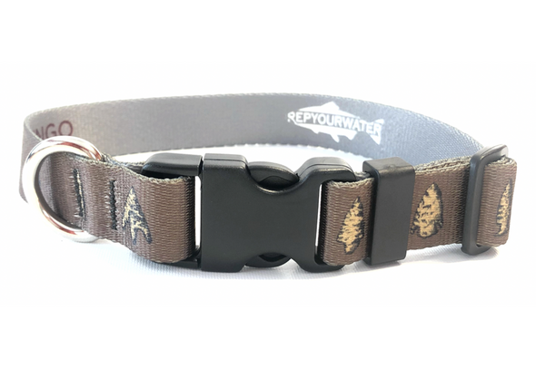 Dog Collar - RepYourWater Arrowheads