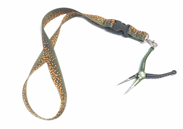 Lanyard - RepYourWater Brook Trout