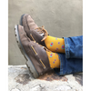 Fish Skin Socks - Brown Trout