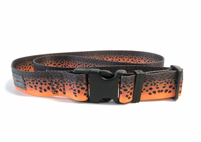 Wading Belt - RepYourWater Brown Trout