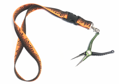 Lanyard - RepYourWater Brown Trout