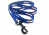 Dog Leash - RepYourWater CO Flag Trout