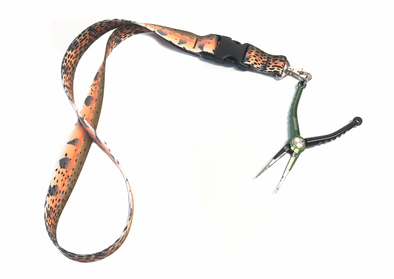 Lanyard - RepYourWater Cutthroat Trout