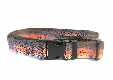 Wading Belt - RepYourWater Cutthroat Trout