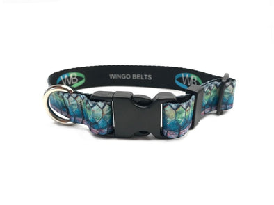 Dog Collar - DeYoung Tarpon