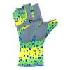 Fish Skin Casting Gloves - Mahi mahi