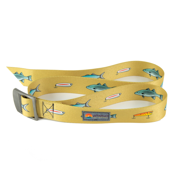 Basecamp Belt - Nantucket