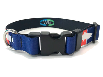 Dog Collar - RepYourWater Bison Trutta
