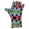 Fish Skin Casting Gloves - Rainbow Trout