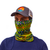 Fish Skin Neck Gaiter - Brook Trout