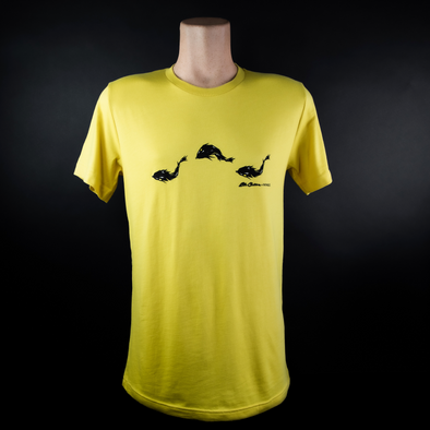 Changer T-Shirt - Yellow