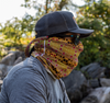 Fish Skin Neck Gaiter - Brown Trout