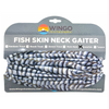 Fish Skin Neck Gaiter - Bonefish