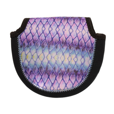 Fish Skin Reel Case - Tarpon