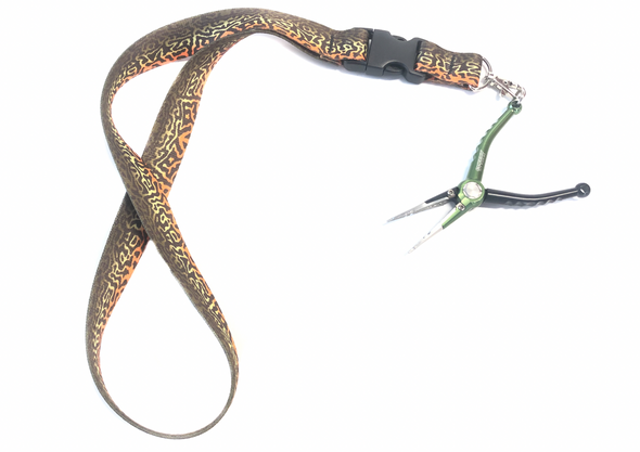 Lanyard - RepYourWater Tiger Trout
