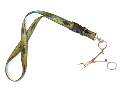 Lanyard - RepYourWater Topo Trout